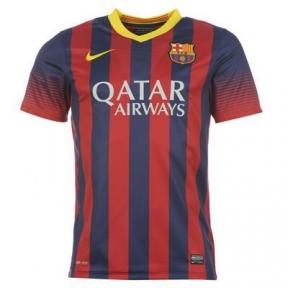 Футболка Barcelona (home 2013/14)