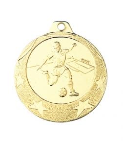 Спортивная медаль IL001 40ММ золото