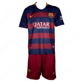 Футбольная форма Barcelona home 2015/2016 replica (Barcelona h 15/16 replica)