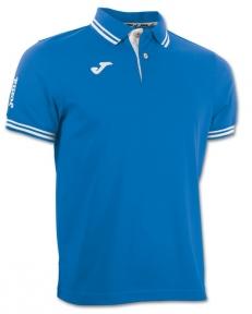 Футболка поло Joma Combi синяя (3007S13.35)