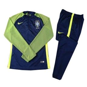 Тренировочный спортивный костюм сборной Бразилии