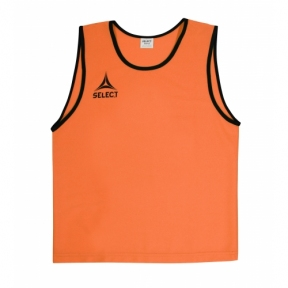 Футбольная манишка SELECT BIBS SUPER (683330-orange)