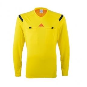 Футболка для арбитра Adidas REF 14 JSY LS (D82290)