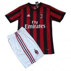Футбольная форма Милан 2017/2018 stadium домашняя