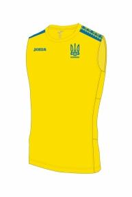 Майка тренировочная сборной Украины Joma (FF201031.17)
