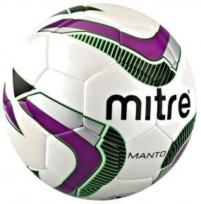Футбольный мяч Mitre Manto V12S FIFA Inspected (BB1071WPF)