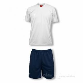Футбольная форма Titar white navy-blue (Titar white navy-blue)