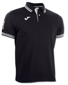 Футболка поло Joma Combi черная (3007S13.10)
