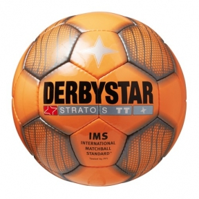 Футбольный мяч Derbystar Stratos TT orange (1285)