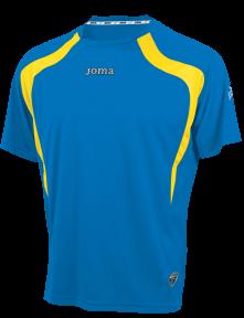 Футболка Joma Champion голубая (959.3)