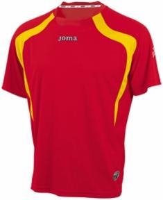 Футболка Joma Champion красная (959.5)