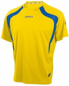 Футболка Joma Champion желтая (959.8)