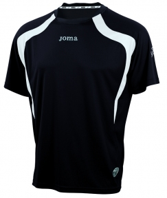 Футболка Joma Champion черная (959.10)