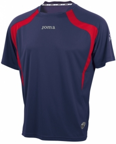 Футболка Joma Champion темно-синяя (959.12)