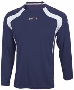 Футболка Joma Champion фиол (длинный рукав)
