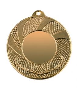 Спортивная медаль GMM8004 50ММ золото