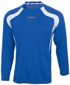 Футболка Joma Champion син (длинный рукав)