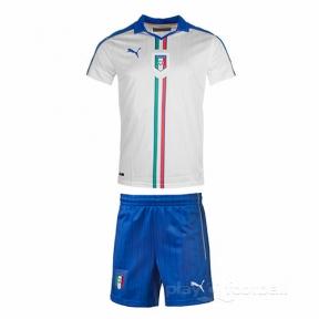 Футбольная форма сборной Италии Евро 2016 выезд (away Italy 2016)