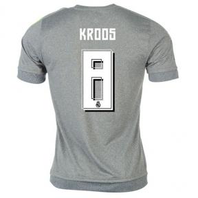 Футболка Real Madrid stadium away 2015/16 Kroos