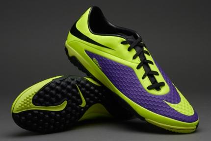 Сороконожки Nike HyperVenom Phelon TF (599846-570)