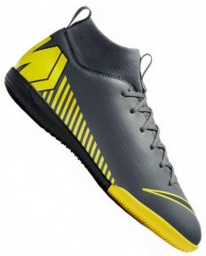Детские футзалки Nike SuperflyX 6 Academy IC (AH7343-070)