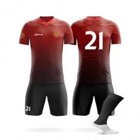 Футбольная форма на заказ МЧС-19