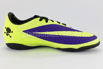 Футзалки Nike JR HyperVenom Phelon IС (599811-570)