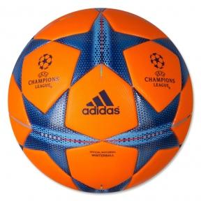 Футбольный мяч Adidas Finale 2015 Official Match (S90231)