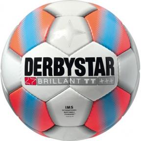 Футбольный мяч Derbystar Brillant TT orange (1238)