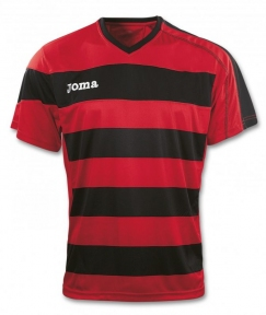 Футболка Joma Europa красная