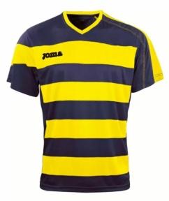Футболка Joma Europa желтая