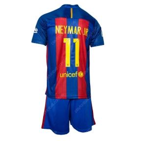 Футбольная форма Барселоны 2016/2017 Неймар домашняя (FCB 2016/2017 Neymar home)