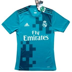 Футболка Реал Мадрид 2017/2018 stadium дополнительная