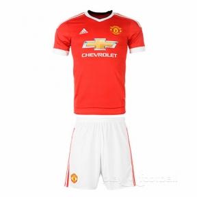 Футбольная форма Manchester United home 2015/16 Ваше имя (Форма Mun Un h 15/16 name)