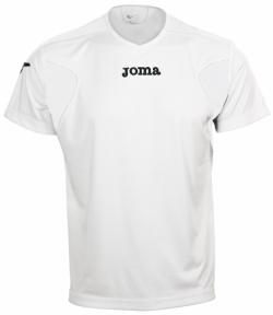 Футболка Joma Liga белая