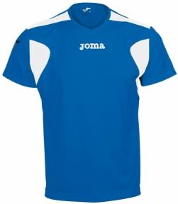 Футболка Joma Liga голубая
