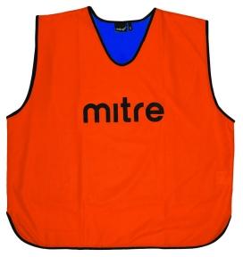 Футбольная манишка Mitre двусторонняя (Т21916OF5)