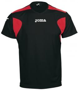 Футболка Joma Liga черная