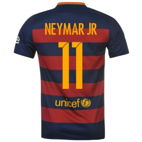Футболка Barcelona home stadium 2015/16 NEYMAR JR. 11