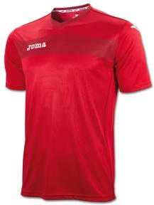 Футболка Joma Liga II красная