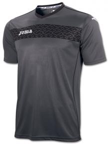 Футболка Joma Liga II черная