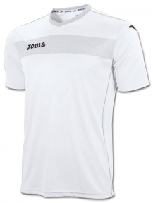 Футболка Joma Liga II белая