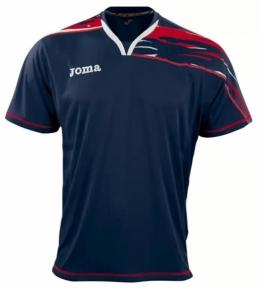Футболка Joma Picasho III темно-синяя