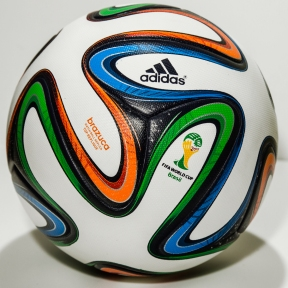 Футбольный мяч Adidas BRAZUCA match ball replica
