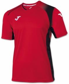 Футболка Joma Picasho IV красная (короткий рукав)