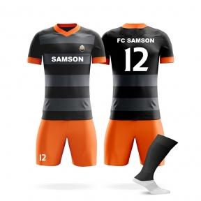 Футбольная форма на заказ FC Samson