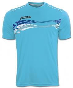 Футболка Joma Picasho V голубая