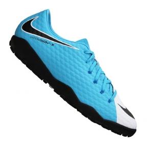 Сороконожки Nike HypervenomX Phelon III TF (852562-104)