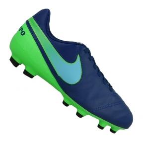 Футбольные детские бутсы Nike JR Tiempo Legend VI FG (819186-443)