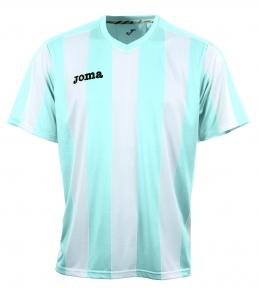 Футболка Joma Pisa 10 светло-голубая